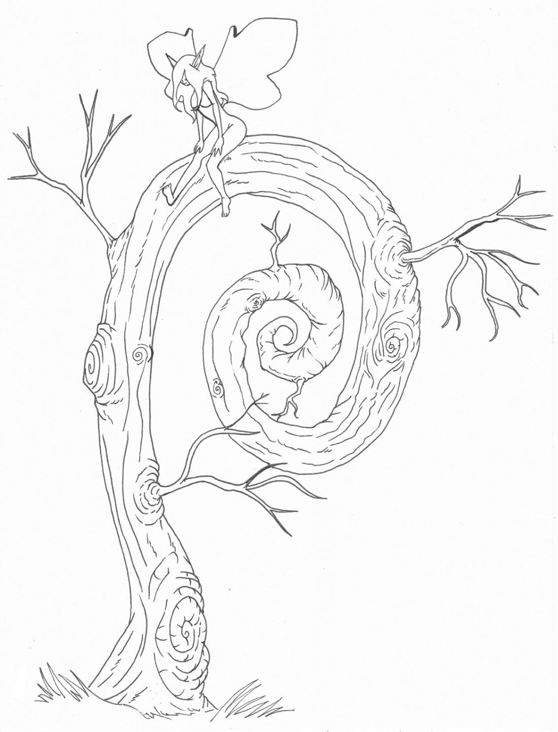 tanglespiral