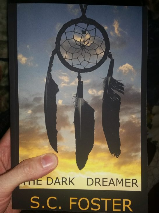 The Dark Dreamer Front Cover
